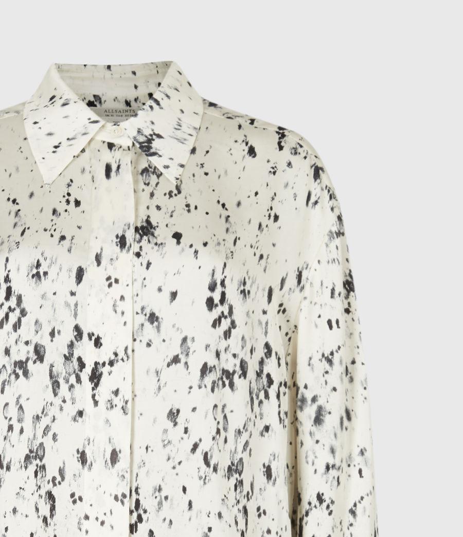 Women's Eleanor Yermo Shirt (ecru_white) - Image 5