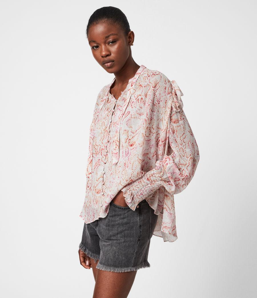 Femmes Lara Vernus Shirt (desert_pink) - Image 1