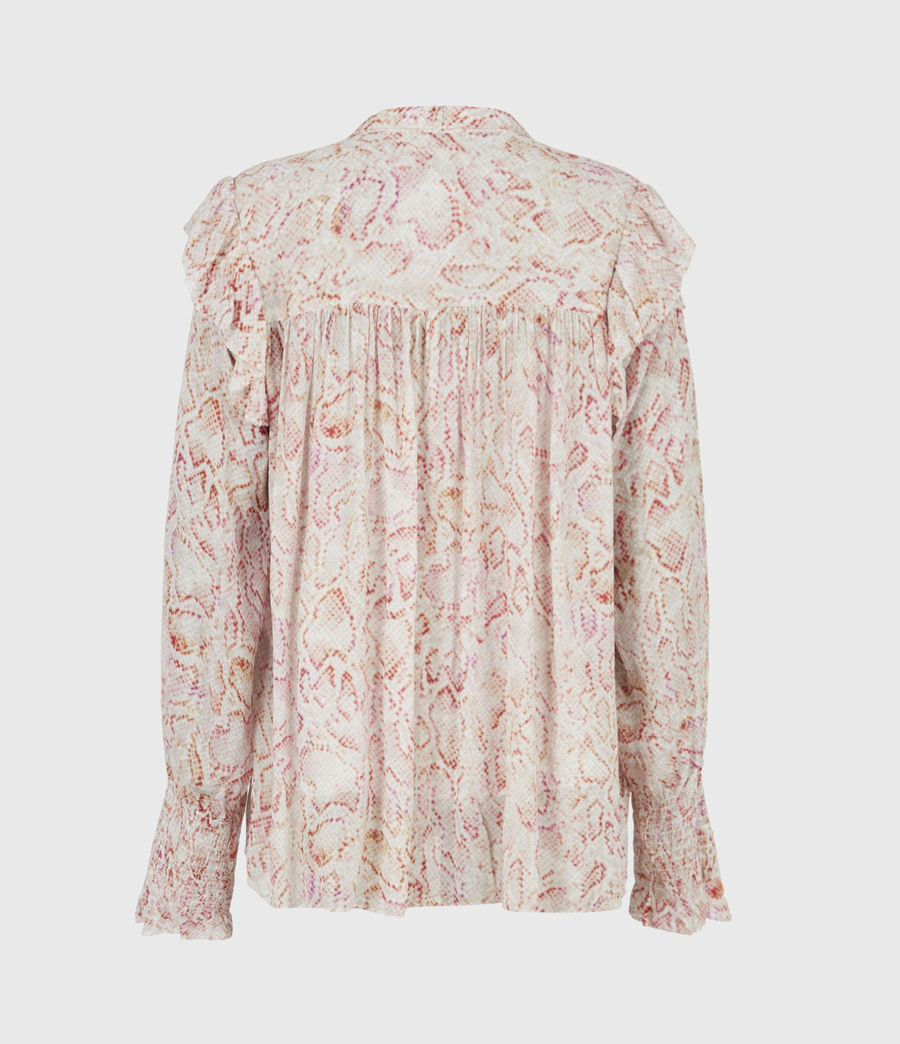 Femmes Lara Vernus Shirt (desert_pink) - Image 3