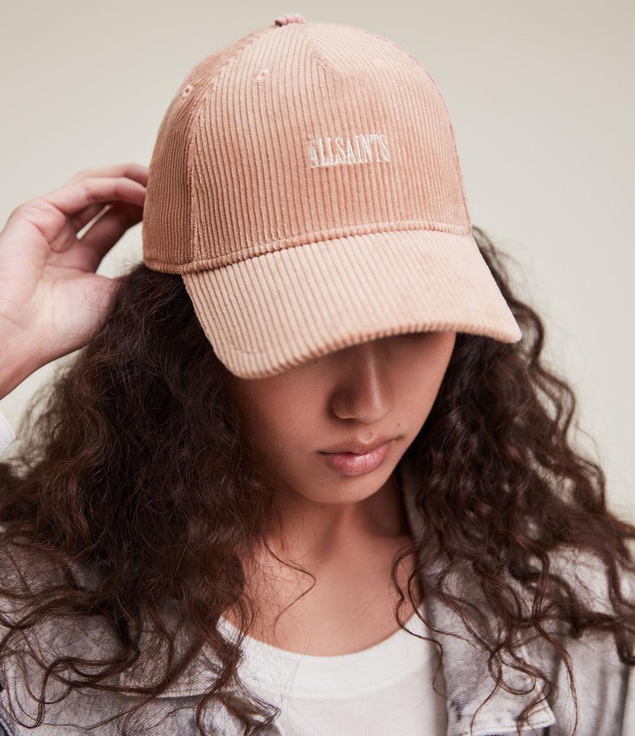 Women's Willa Baseball Cap (blush_pink) - Image 1