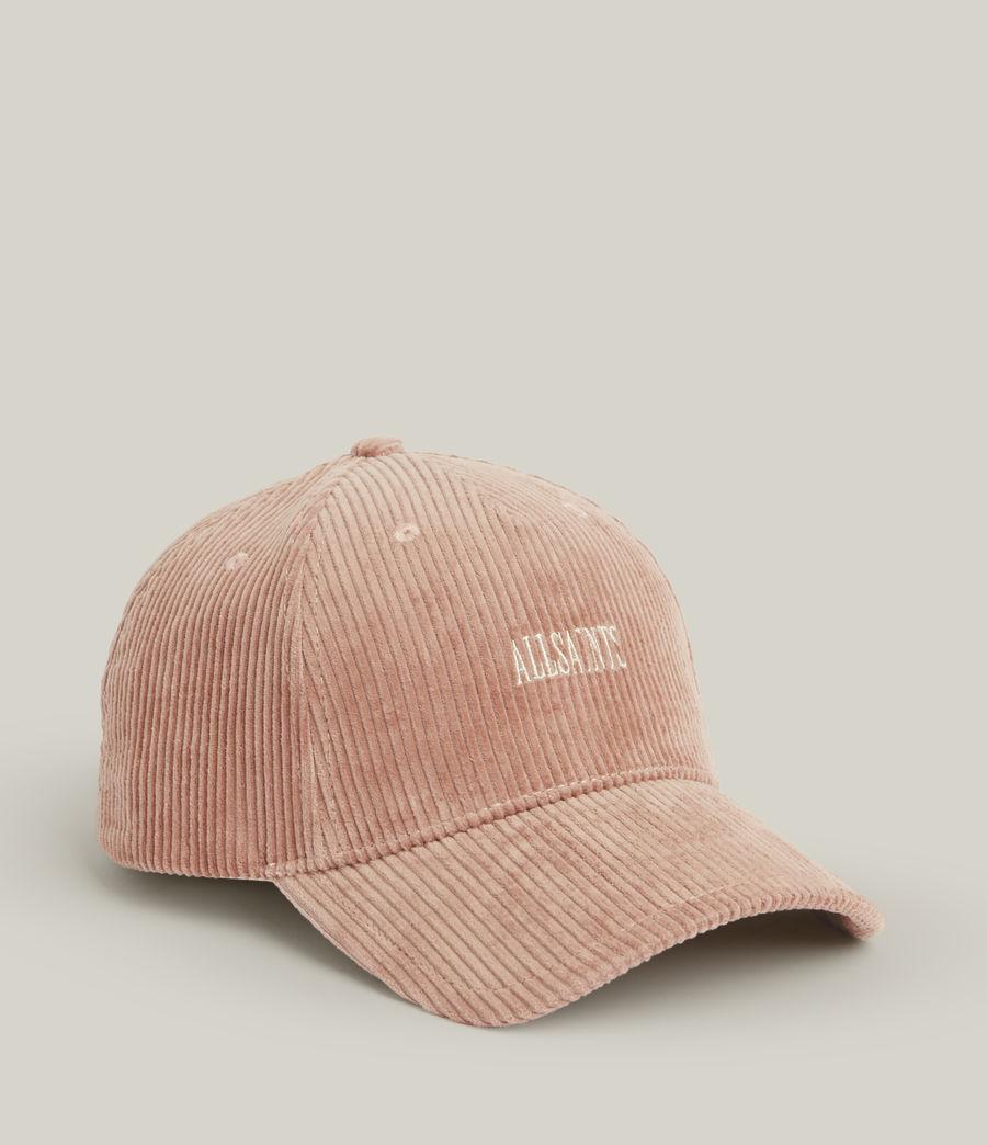 Women's Willa Baseball Cap (blush_pink) - Image 2