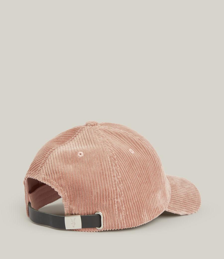 Women's Willa Baseball Cap (blush_pink) - Image 5