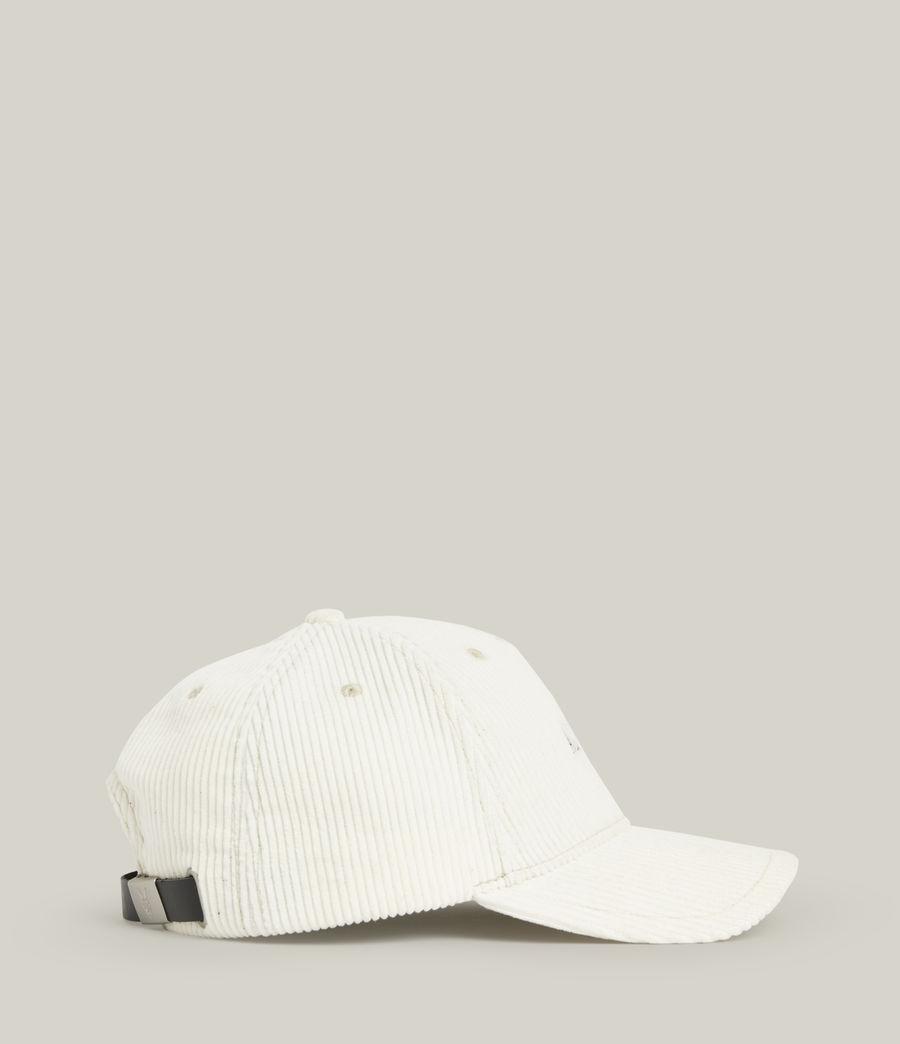 Women's Willa Baseball Cap (ecru_white) - Image 4