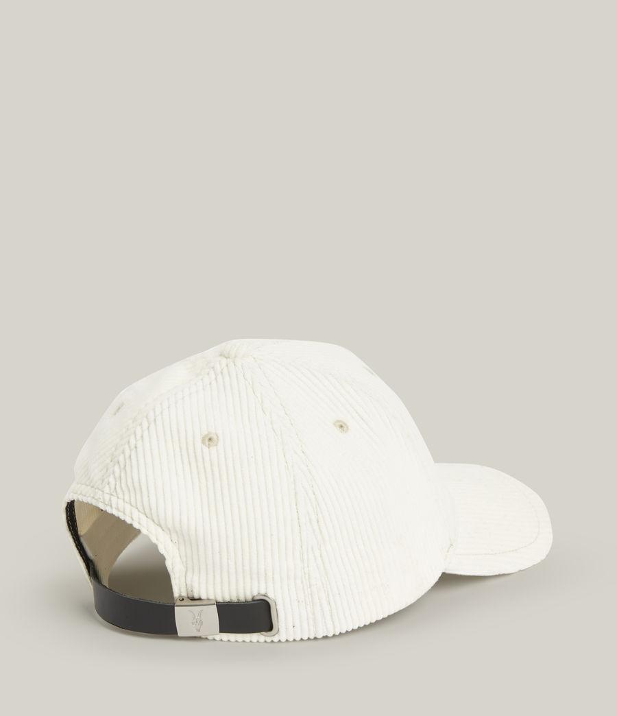 Women's Willa Baseball Cap (ecru_white) - Image 5