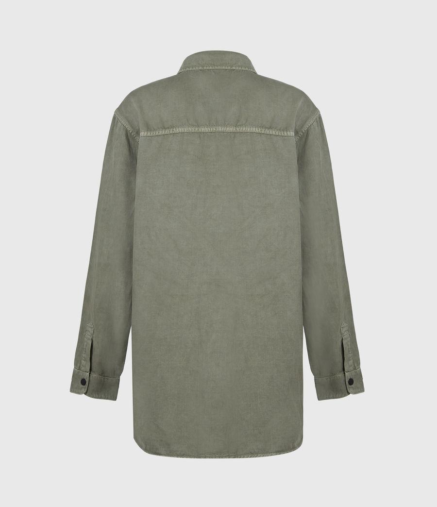 Damen Blair Military Hemd (khaki_green) - Image 3