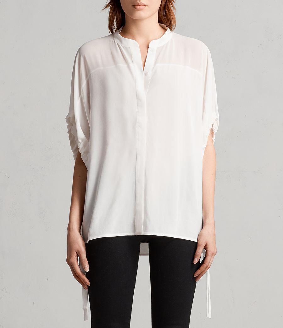 Womens Arlesa Shirt (chalk_white) - Image 1