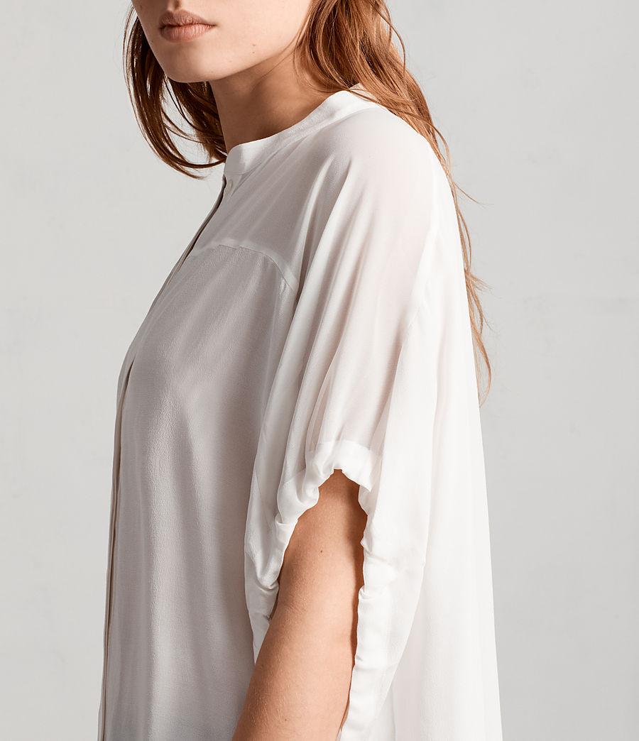 Womens Arlesa Shirt (chalk_white) - Image 2