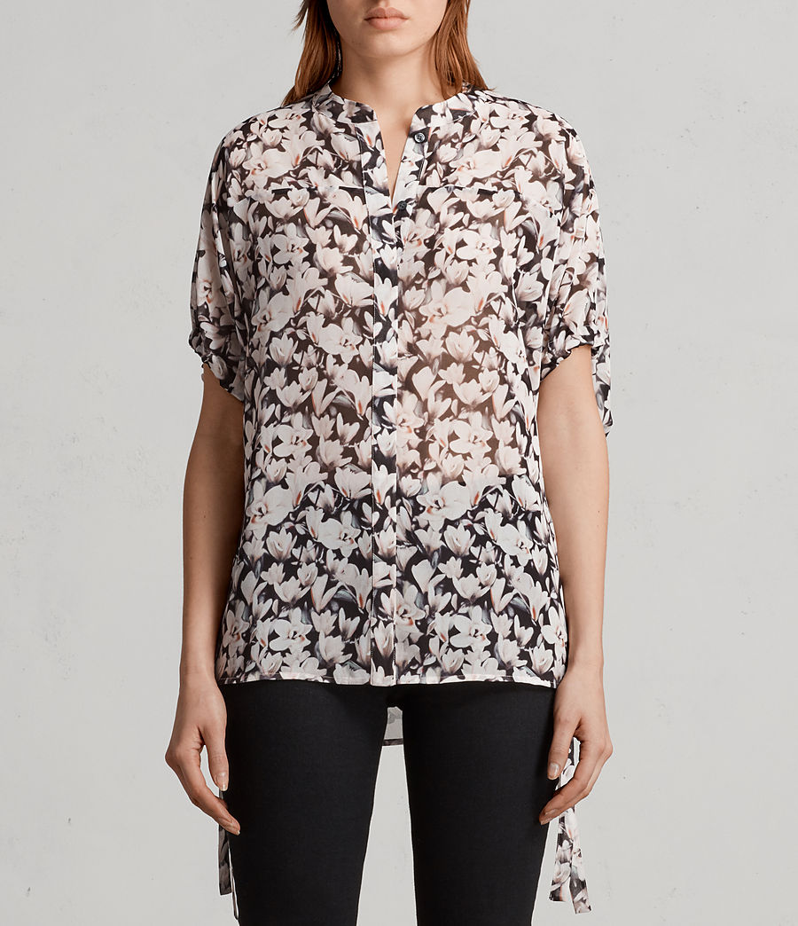 Womens Arlesa Magnolita Shirt (dusty_pink) - Image 1