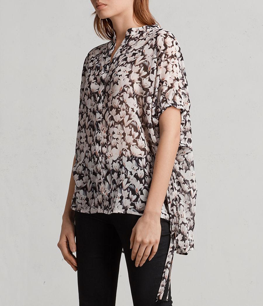 Womens Arlesa Magnolita Shirt (dusty_pink) - Image 4
