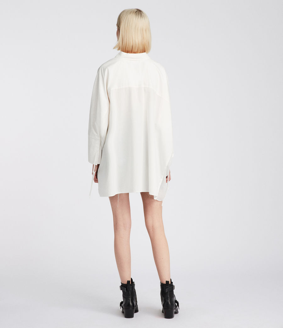 Women's Savana Shirt (chalk_white) - Image 5