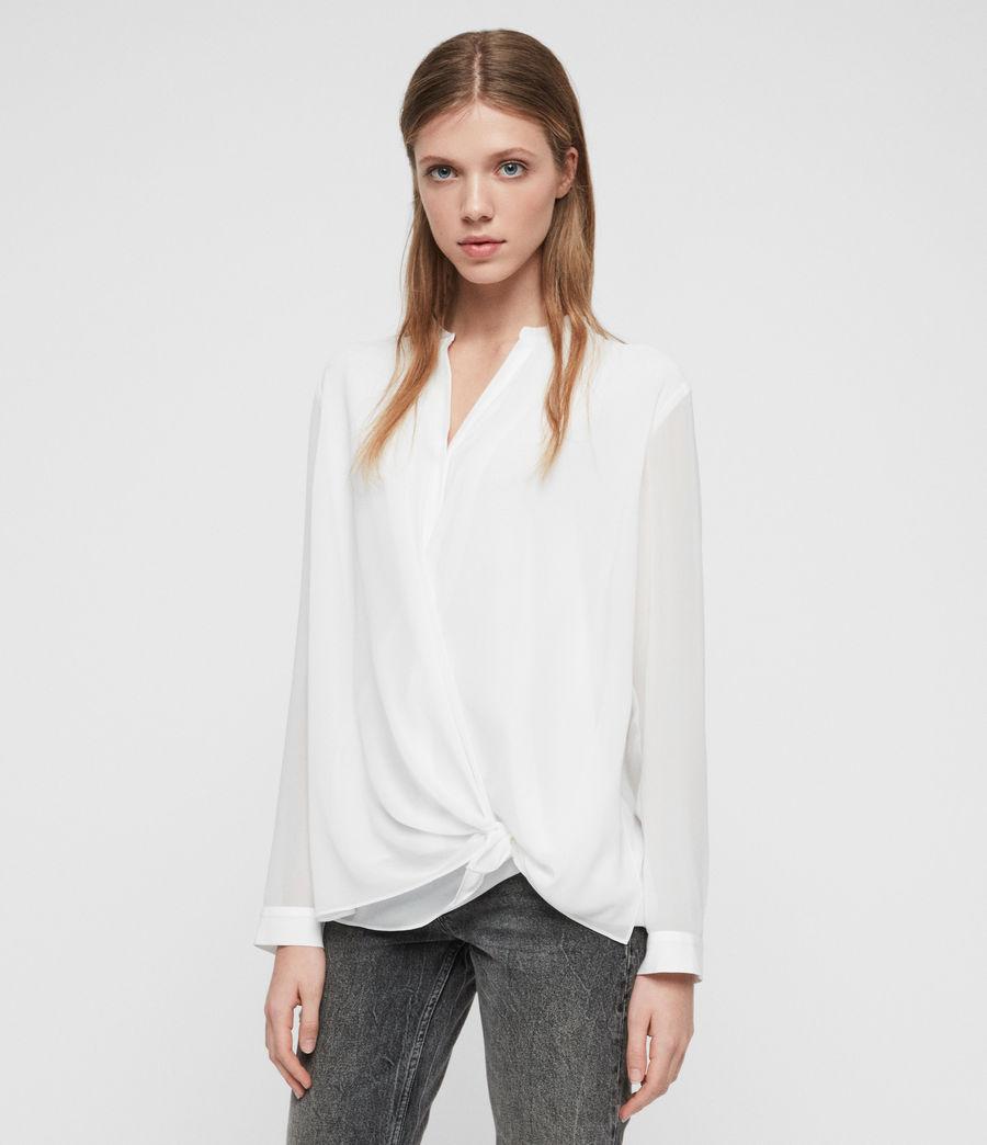 Donne Blusa Nova (chalk_white) - Image 1