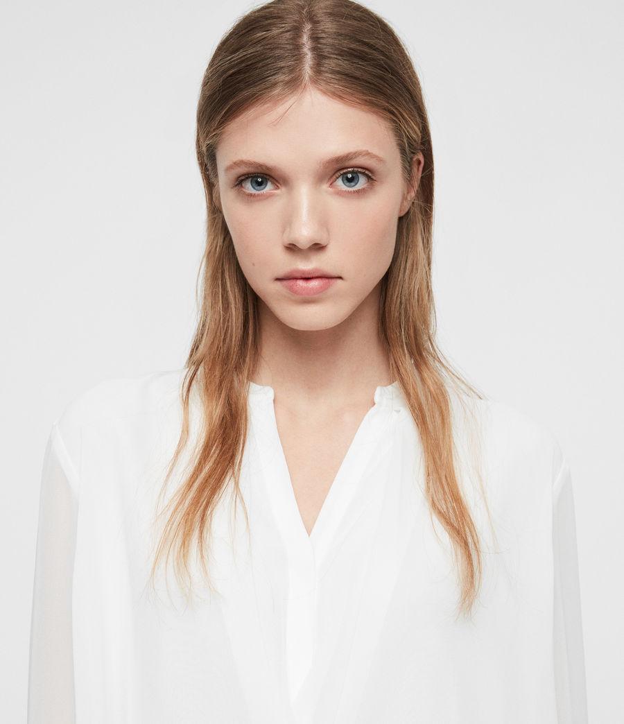 Donne Blusa Nova (chalk_white) - Image 4