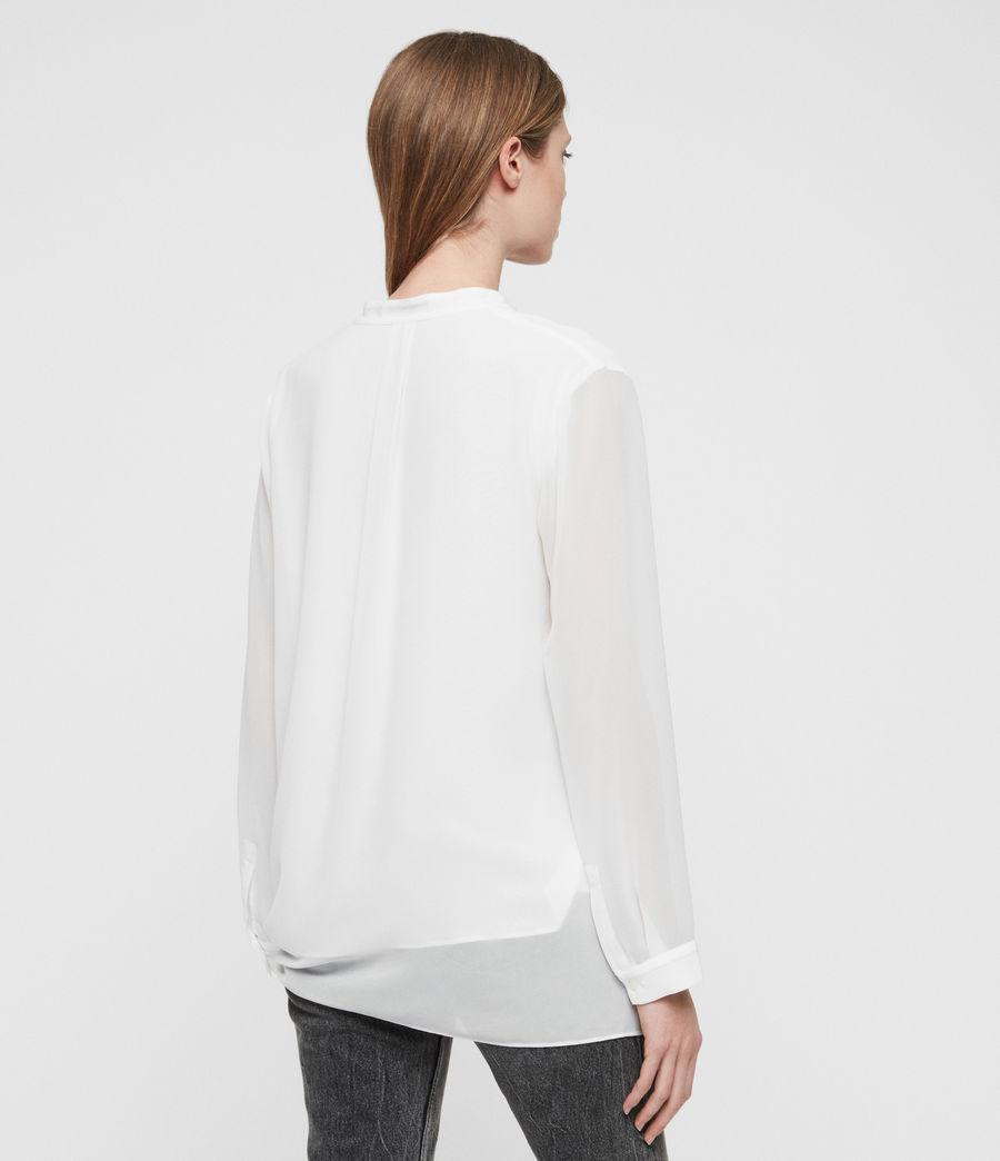 Donne Blusa Nova (chalk_white) - Image 5
