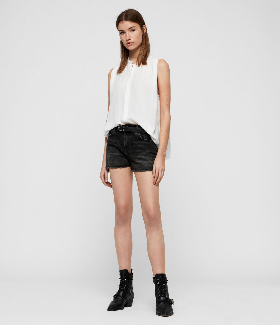 Womens Wing Shirt (chalk_white) - Image 3