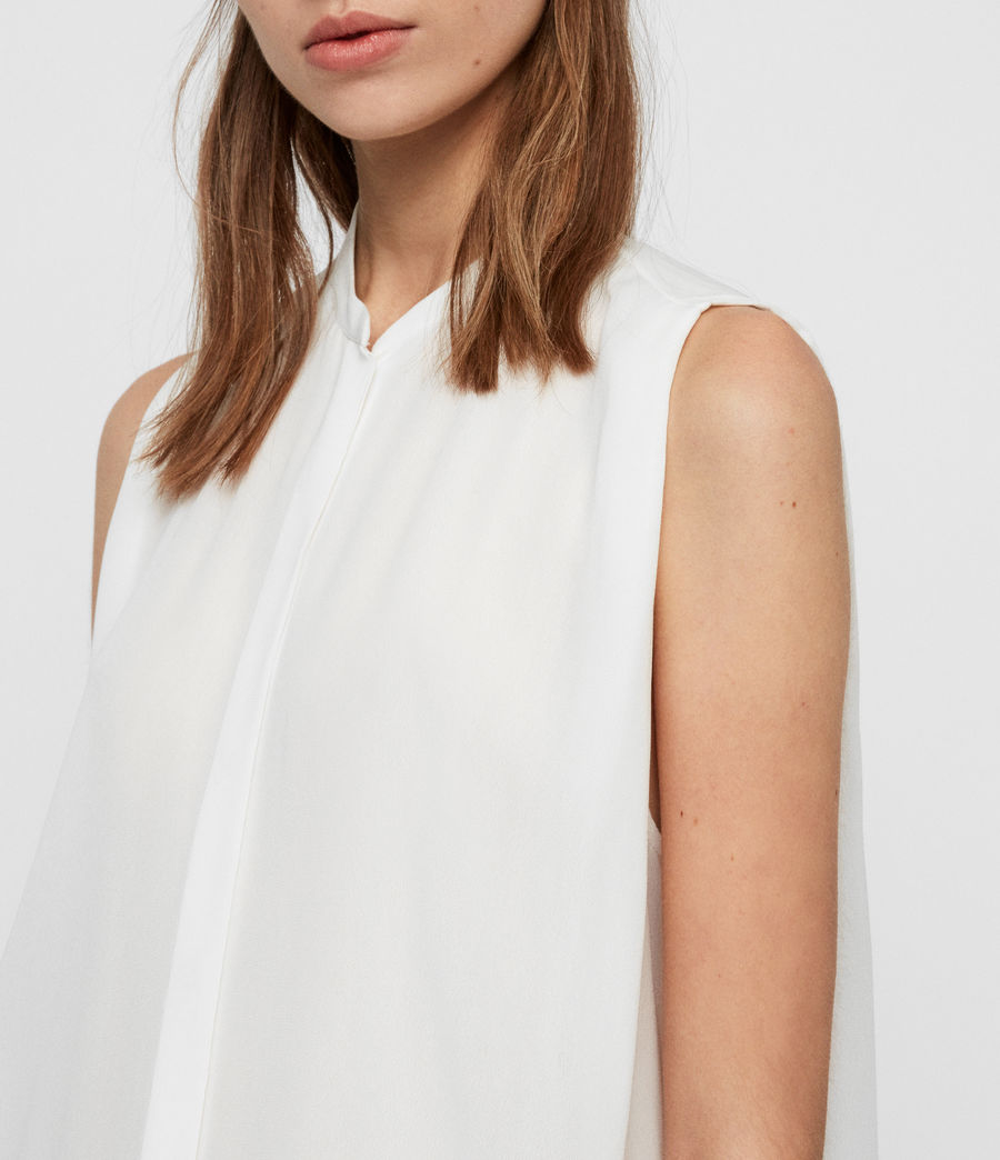 Womens Wing Shirt (chalk_white) - Image 4