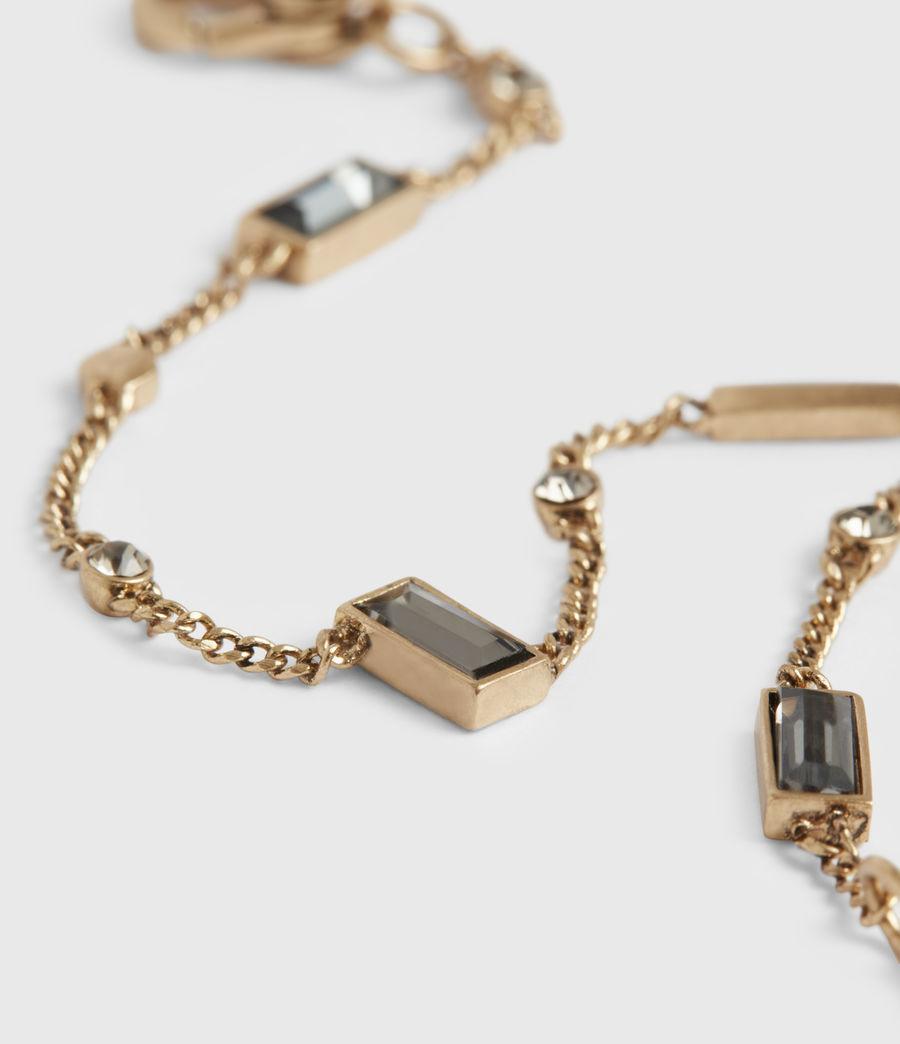 Womens Ida Gold-Tone Bracelet (warm_brass) - Image 1