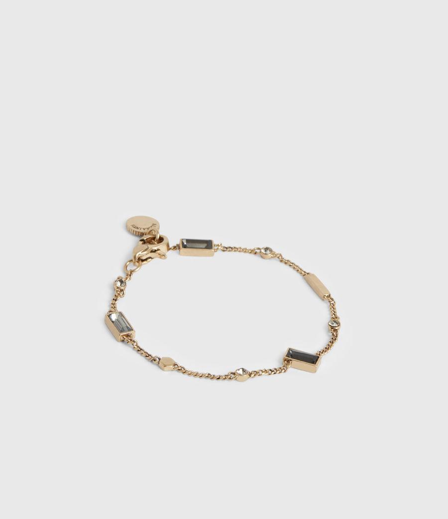 Womens Ida Gold-Tone Bracelet (warm_brass) - Image 2