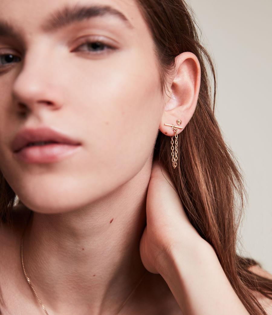 Women's Halona Earring Set (warm_brass) - Image 1