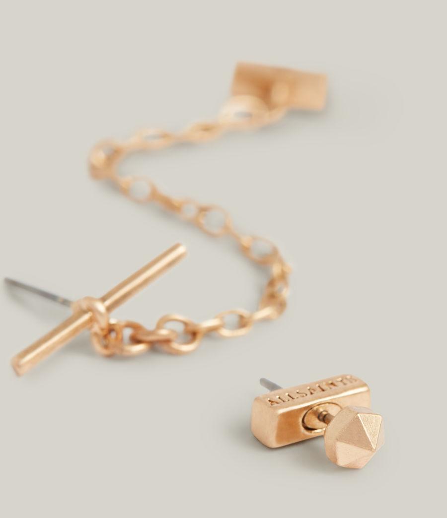 Women's Halona Earring Set (warm_brass) - Image 2