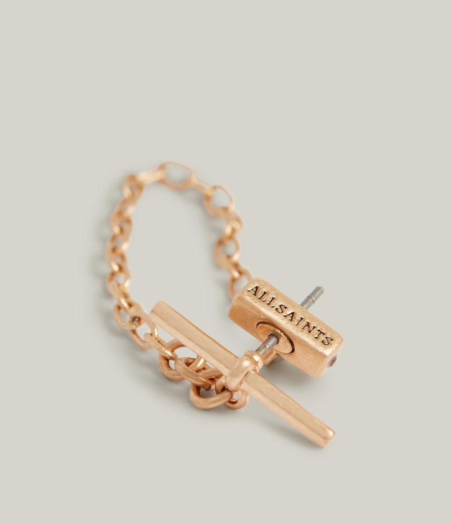 Women's Halona Earring Set (warm_brass) - Image 4