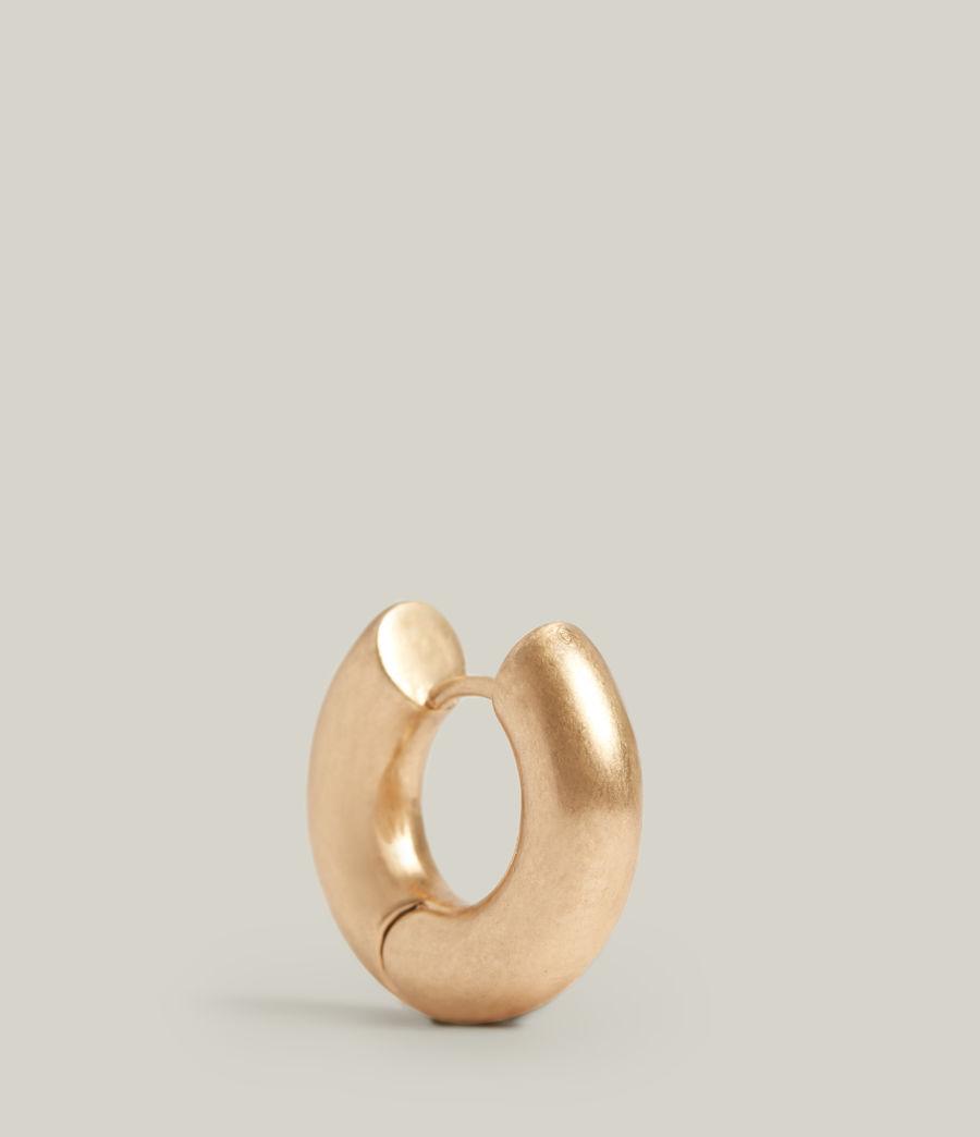 Women's Iria Stud Earrings (warm_brass) - Image 5