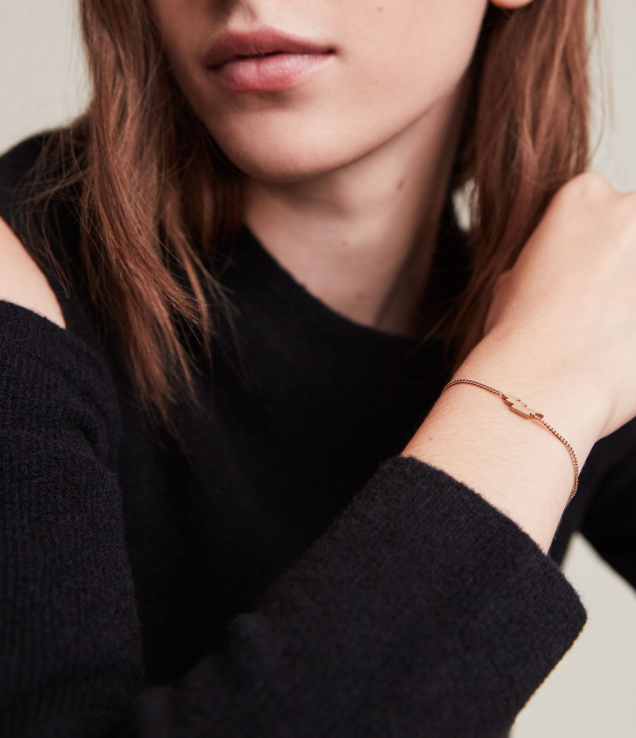 Women's Storm Bracelet (warm_brass) - Image 2