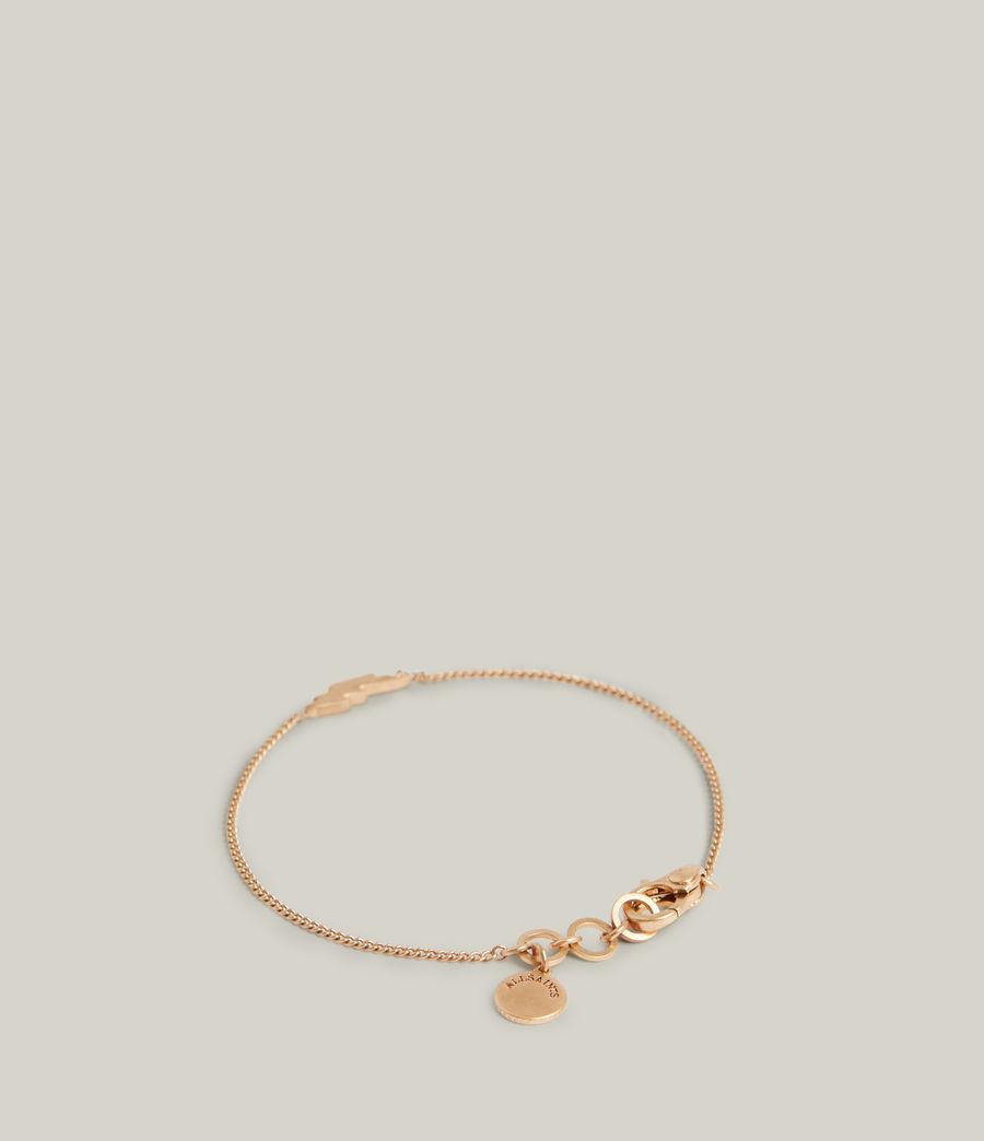 Women's Storm Bracelet (warm_brass) - Image 4