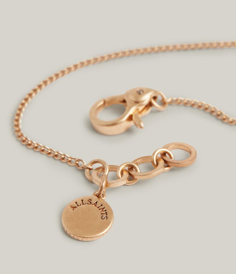 Women's Storm Bracelet (warm_brass) - Image 5