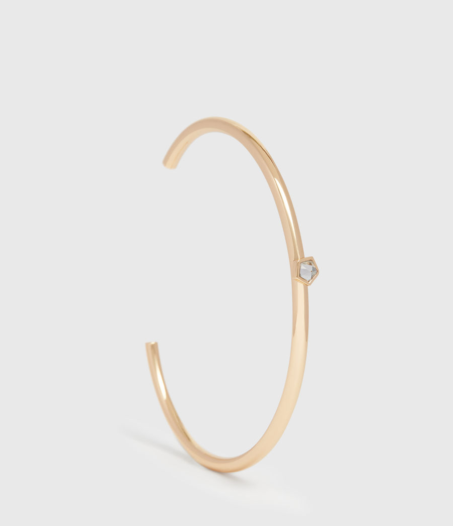 Damen Clarity Cuff (gold) - Image 2