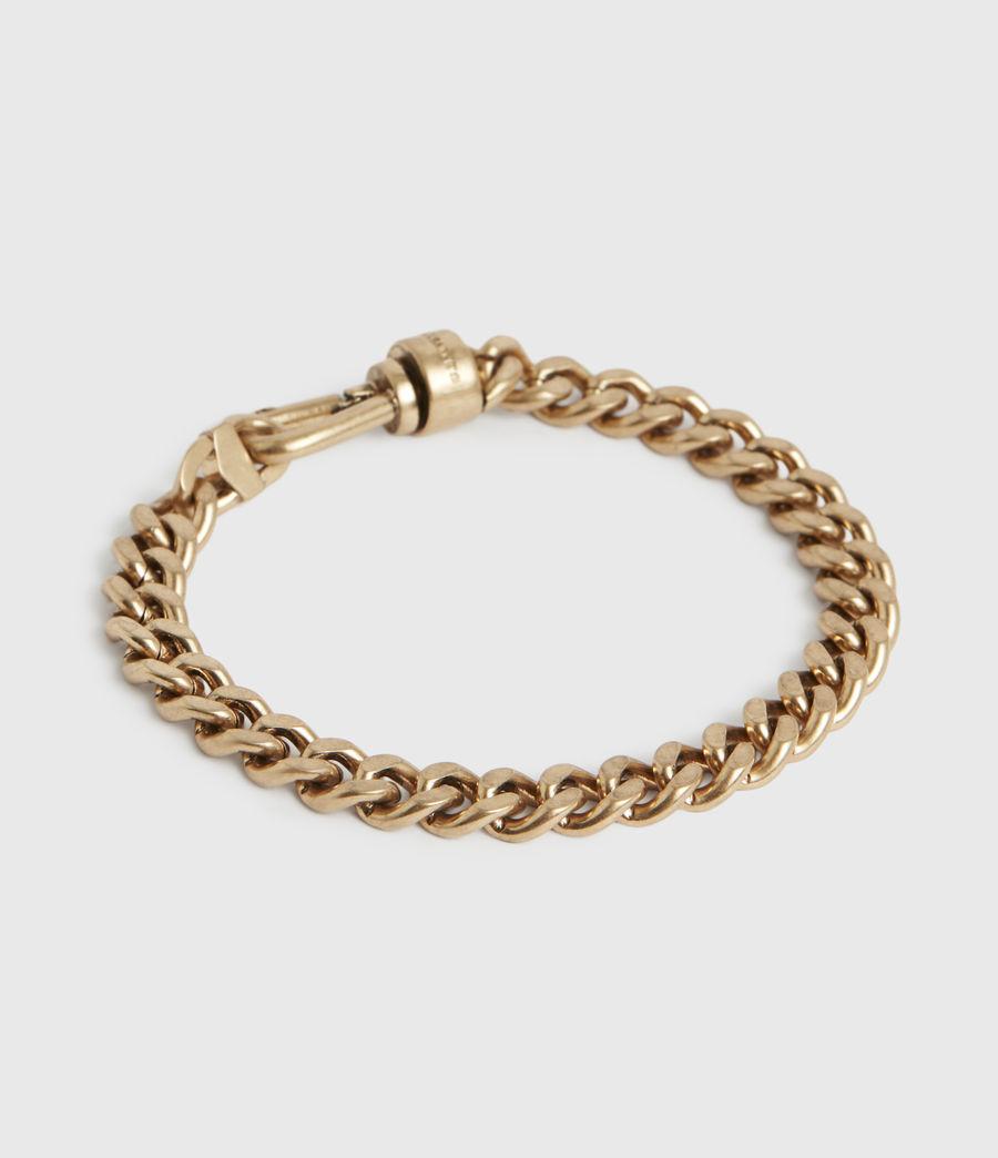 Women's Lila Gold-Tone Chain Bracelet (warm_brass) - Image 1