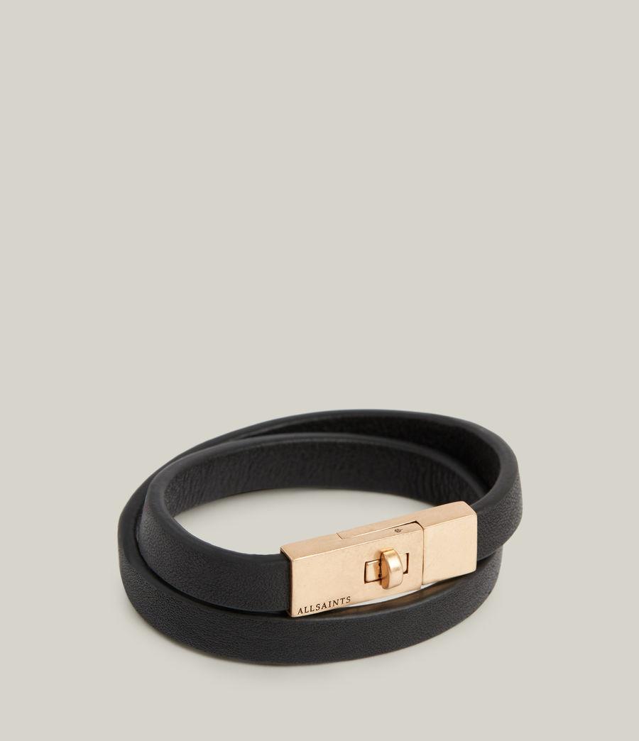 Damen Zuella Bracelet (black_warm_brass) - Image 3