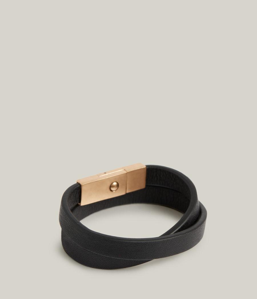 Damen Zuella Bracelet (black_warm_brass) - Image 4