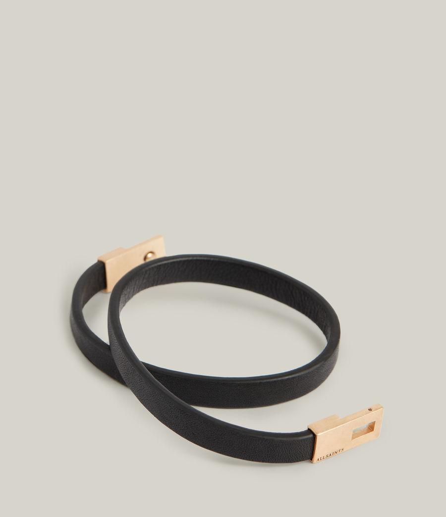 Damen Zuella Bracelet (black_warm_brass) - Image 5