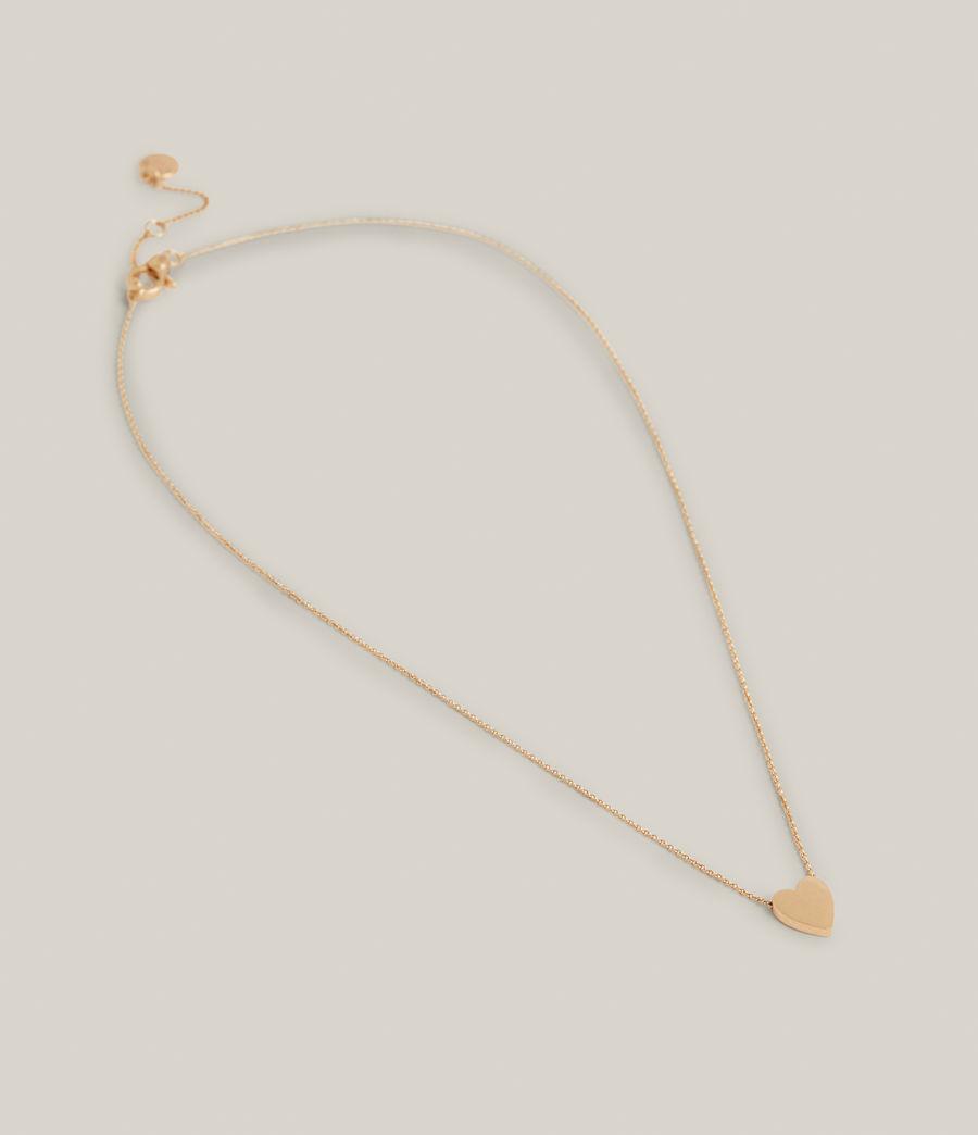 Damen Aiko Pendant Necklace (warm_brass) - Image 3
