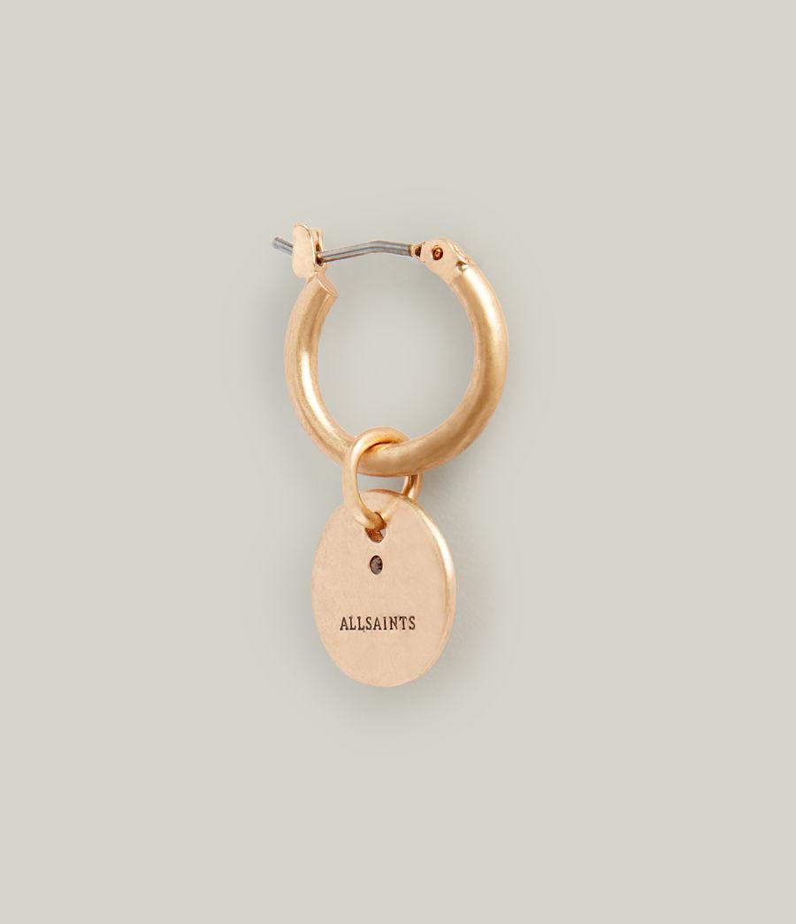 Women's Ilah Earrings (warm_brass_silver) - Image 5