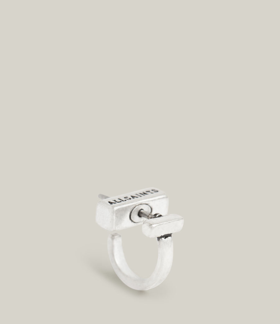 Women's Saoirse Earrings (warm_brass_silver) - Image 3