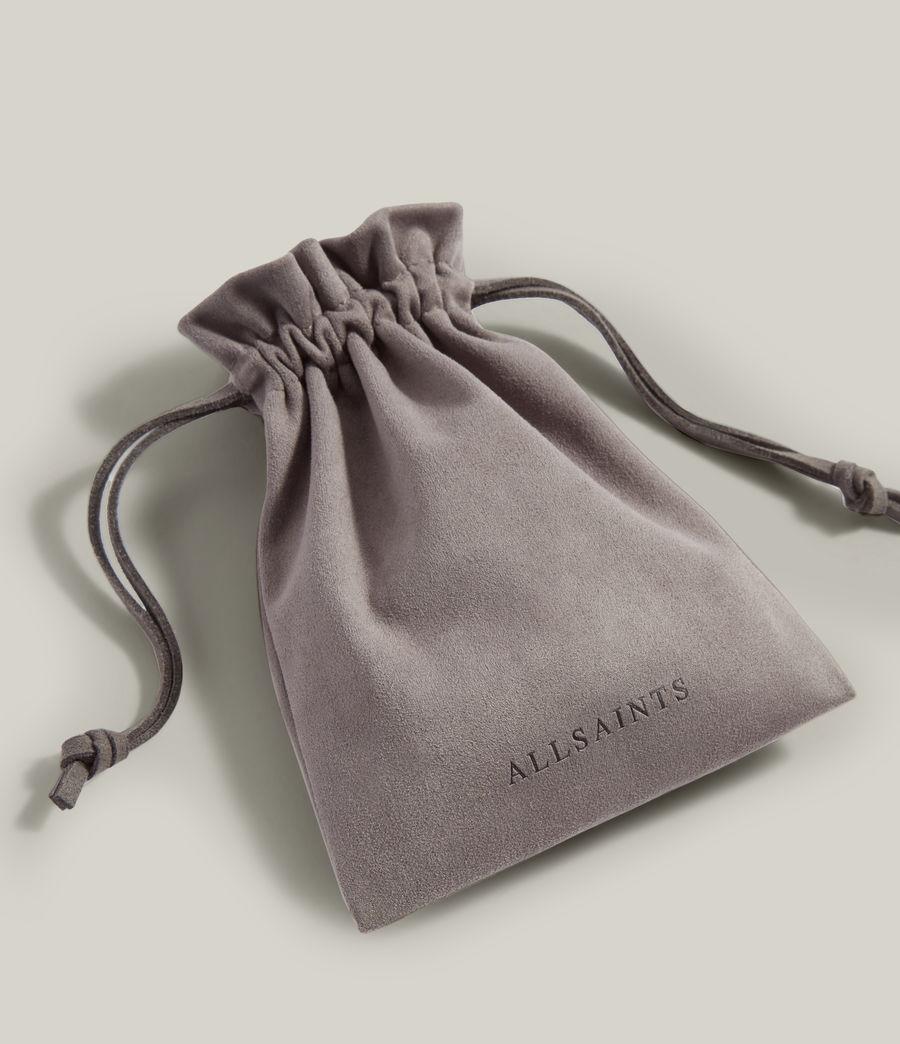 Women's Saoirse Earrings (warm_brass_silver) - Image 4