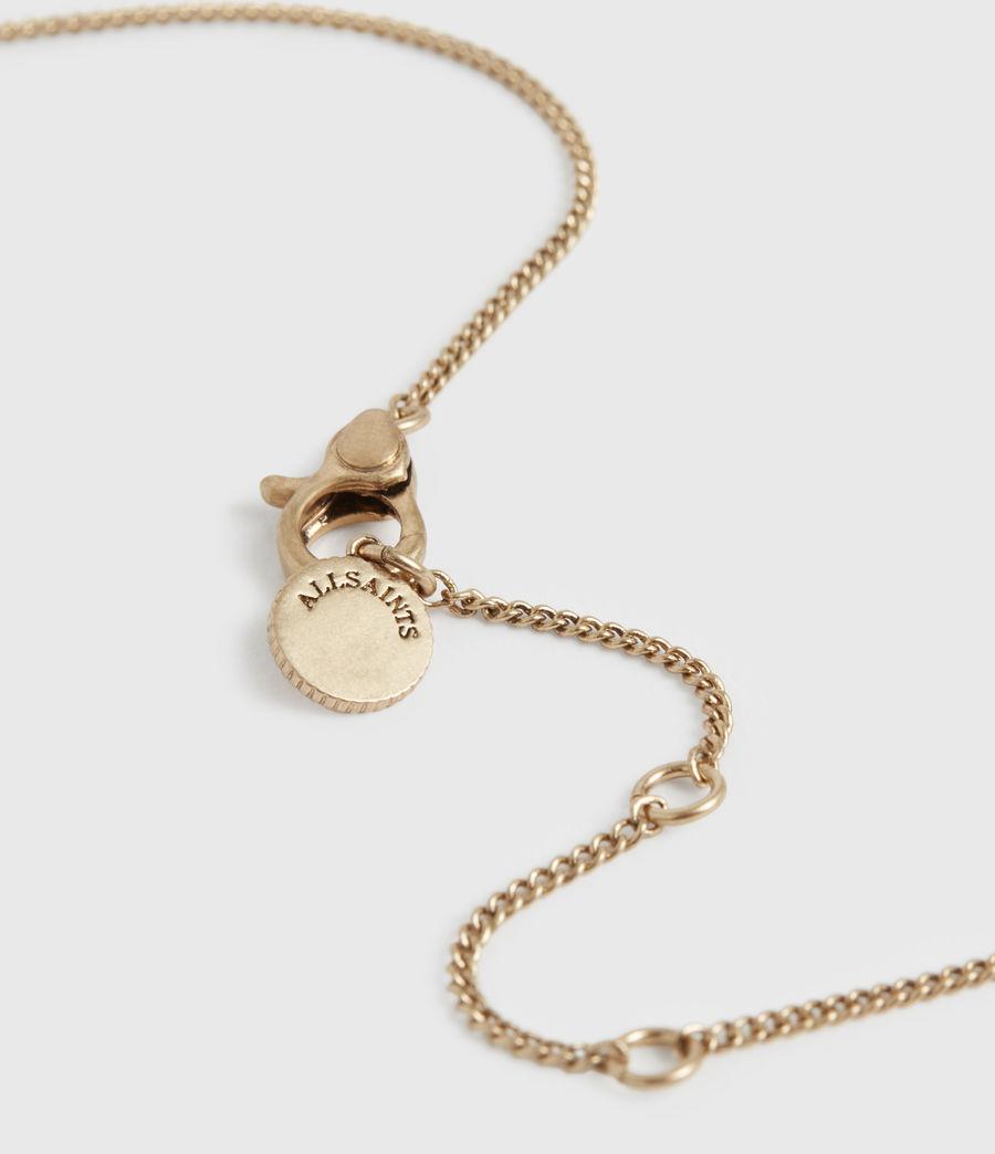 Damen Oro Gold-Tone Necklace (warm_brass) - Image 4