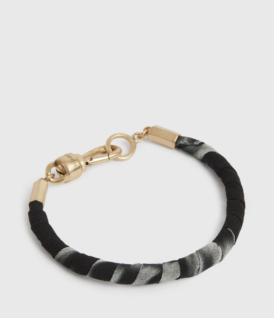 Womens Celeste Wrapped Bracelet (warm_brass) - Image 1
