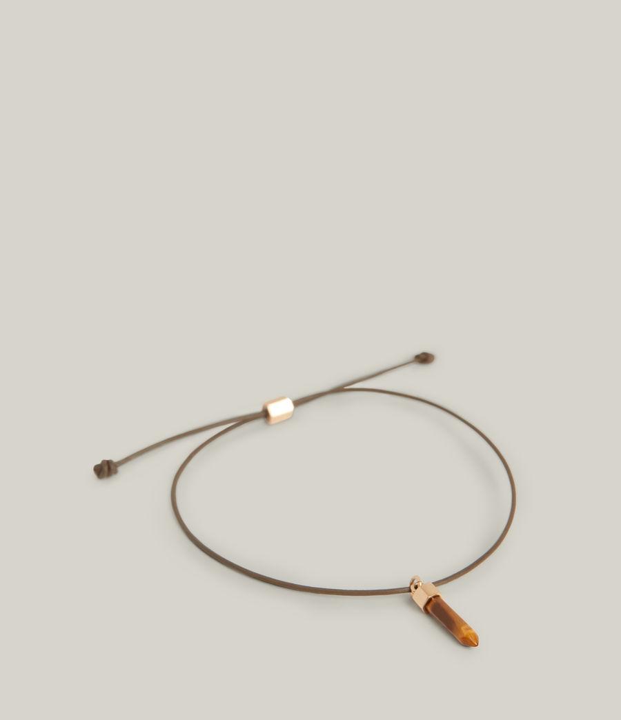Damen Liv Bracelet (tiger_eye_black) - Image 2