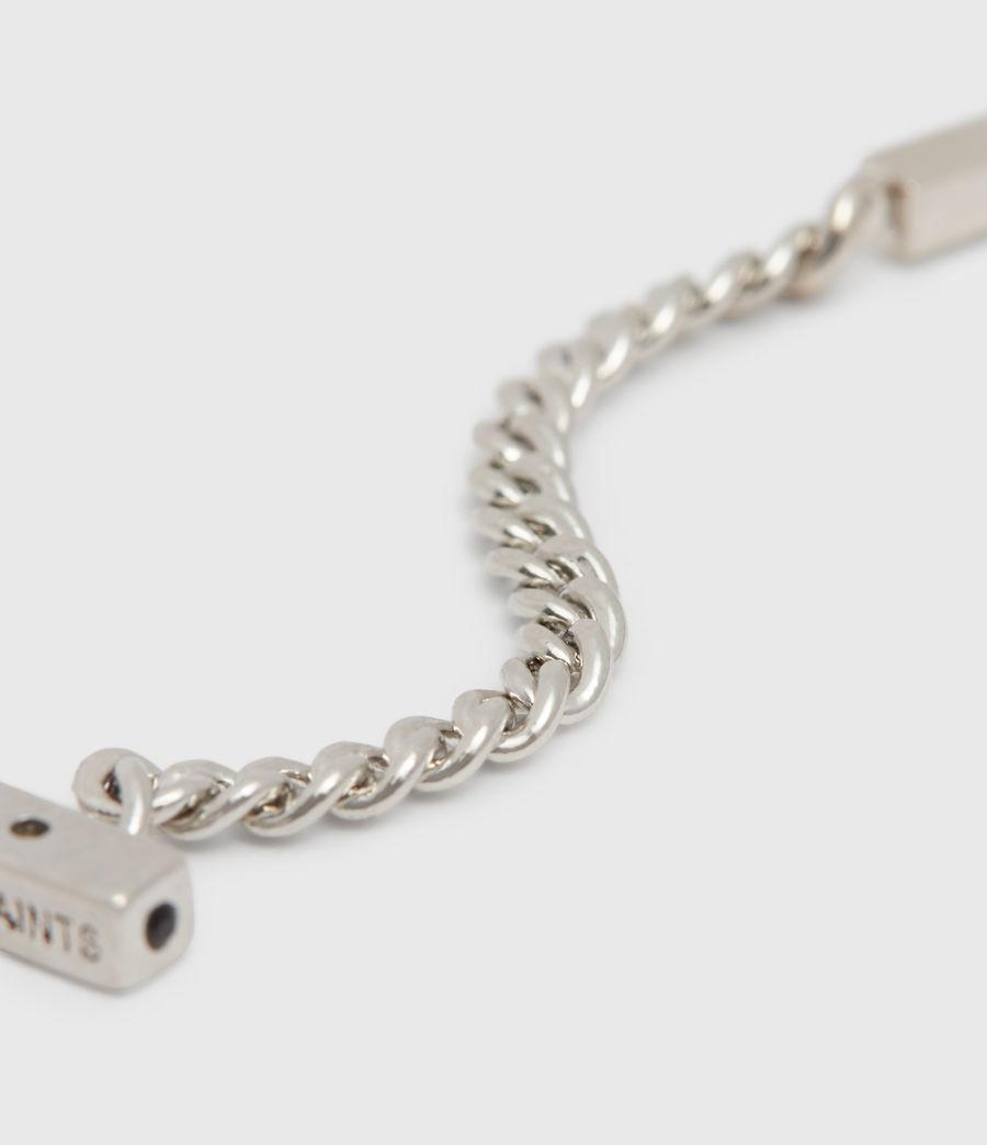 Women's Suri Silver Tone Cubic Zirconia Earring Set (rhodium) - Image 4