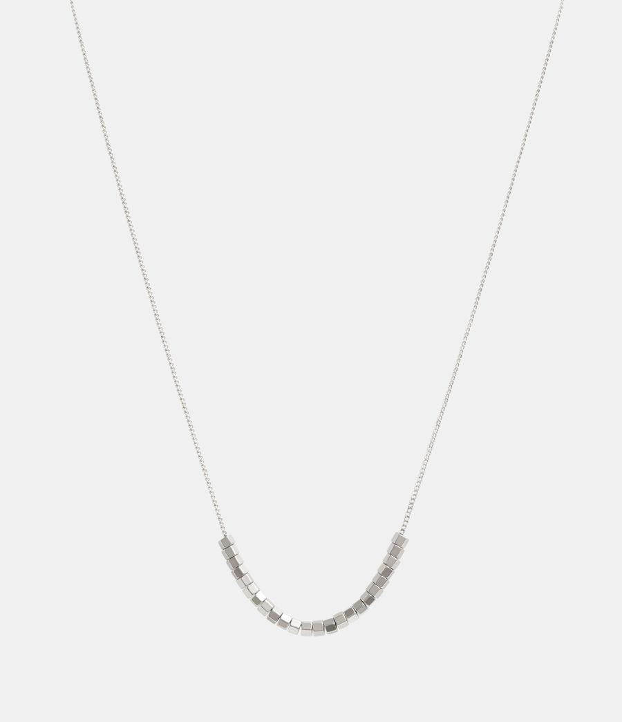 Femmes Amur Silver-Tone Necklace (warm_silver) - Image 1