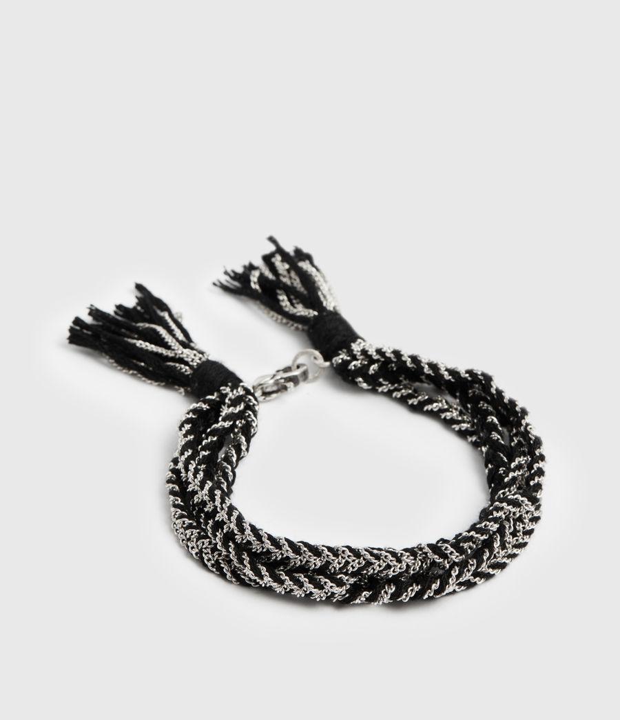 Femmes Sankuru Braided Bracelet (black) - Image 4