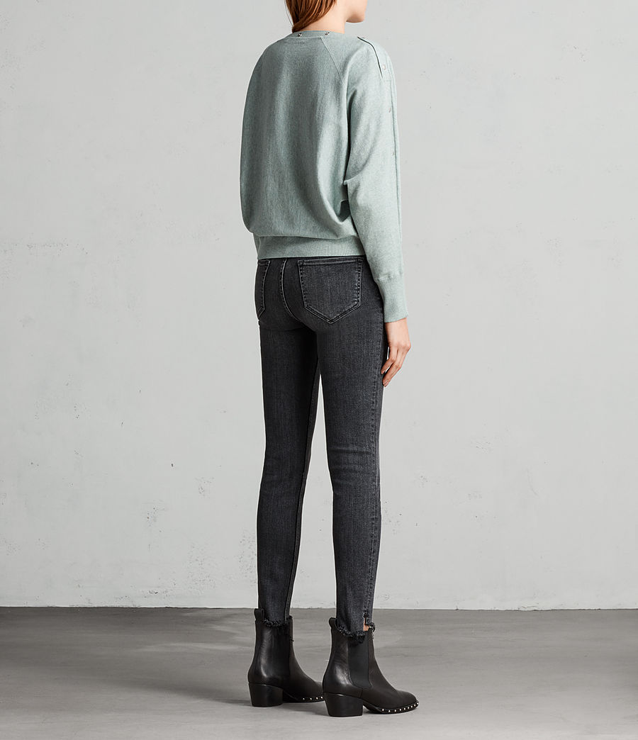 Womens Elle Sweater (grey_marl) - Image 6