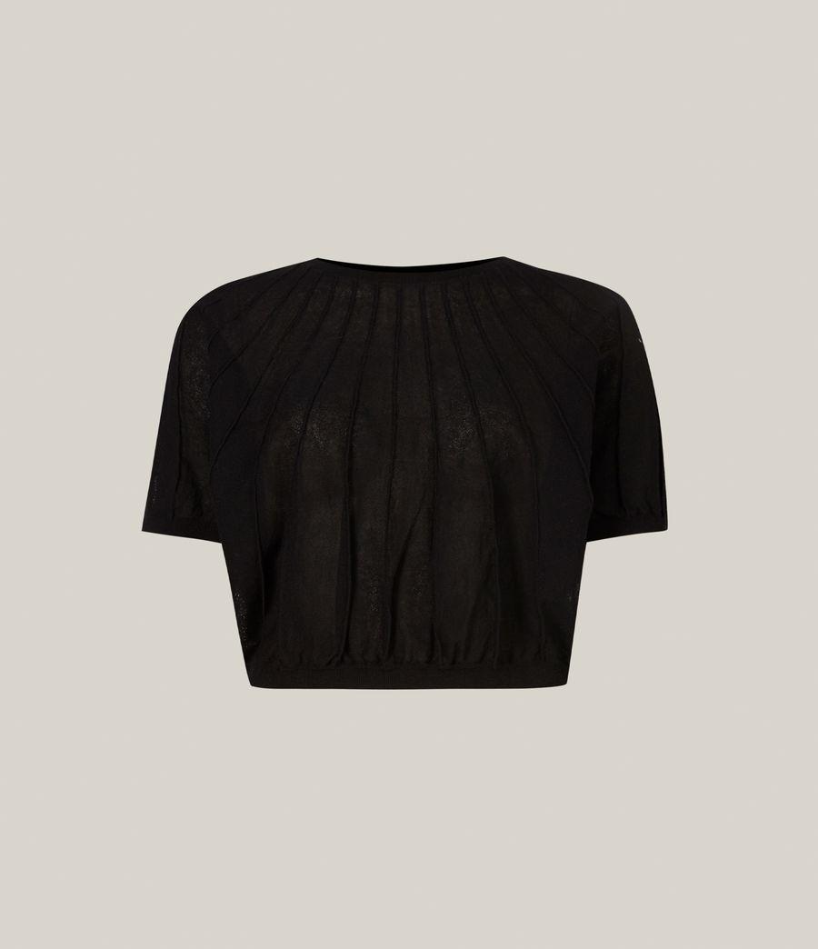 Womens Adira Top (black) - Image 2