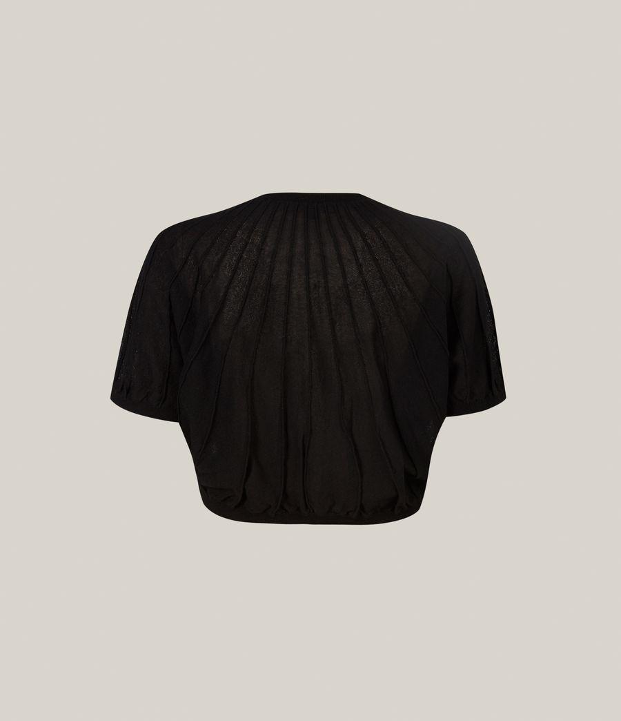 Womens Adira Top (black) - Image 3