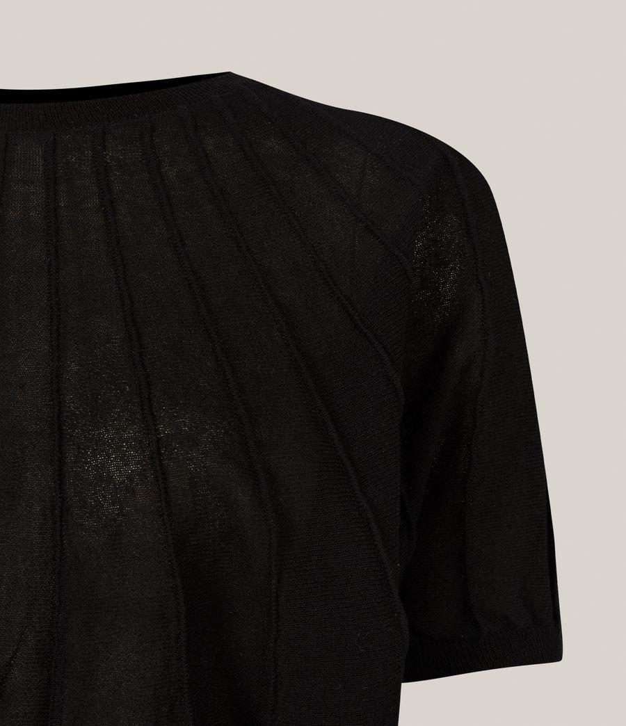 Womens Adira Top (black) - Image 5