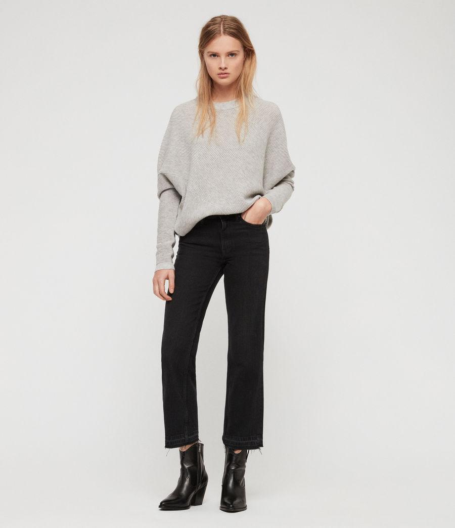 Womens Deon Sweater (artic_grey) - Image 1