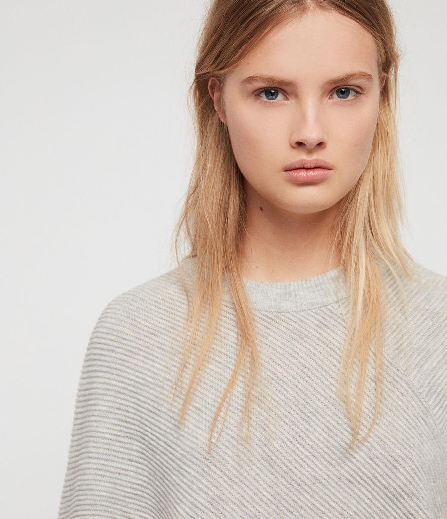 Womens Deon Sweater (artic_grey) - Image 2