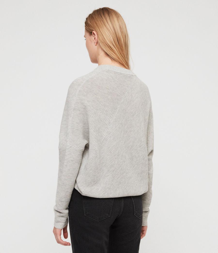 Womens Deon Sweater (artic_grey) - Image 4